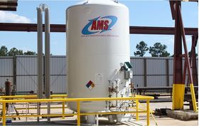 lease bulk liquid gas tank