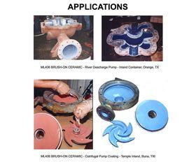 ML406 Brushable Ceramic Pump Coating