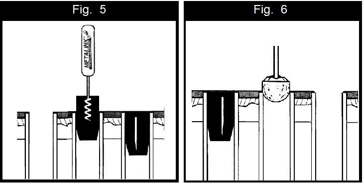 heat exchanger repair 5 6